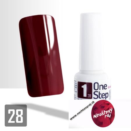 Gél lak One step NR 3 v 1 28