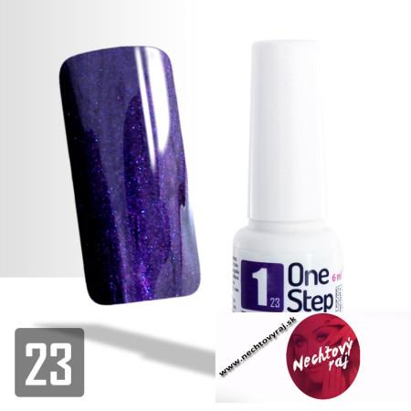Gél lak One step NR 3 v 1 23 NechtovyRAJ.sk - Daj svojim nechtom všetko, čo potrebujú