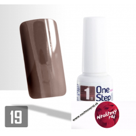 Gél lak One step NR 3 v 1 19 NechtovyRAJ.sk - Daj svojim nechtom všetko, čo potrebujú