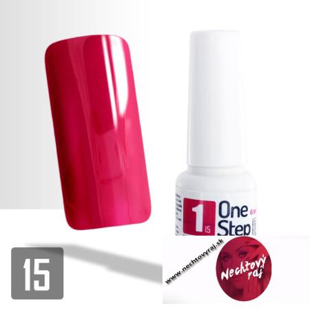 Gél lak One step NR 3 v 1 15