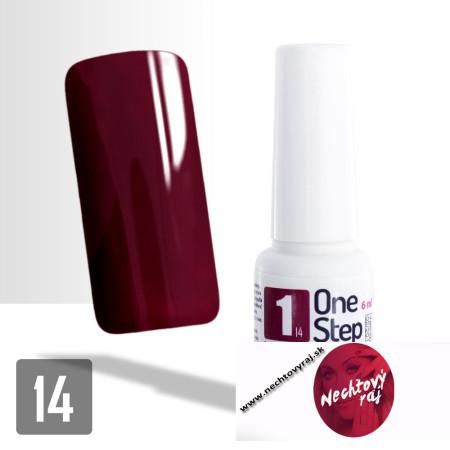 Gél lak One step NR 3 v 1 14