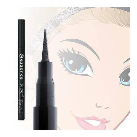 Super fine pero na očné linky