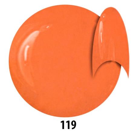 Farebný neonový uv gél 119 5g NechtovyRAJ.sk - Daj svojim nechtom všetko, čo potrebujú