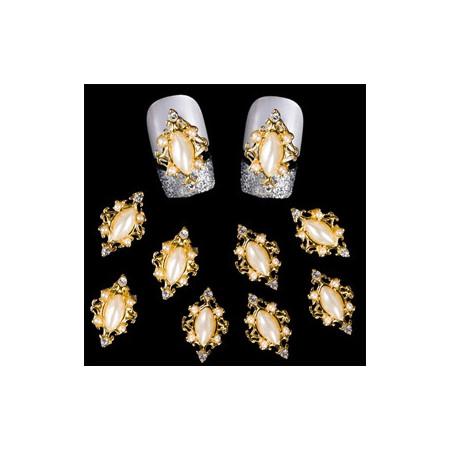 3D Luxury ozdoba 1 ks NechtovyRAJ.sk - Daj svojim nechtom všetko, čo potrebujú