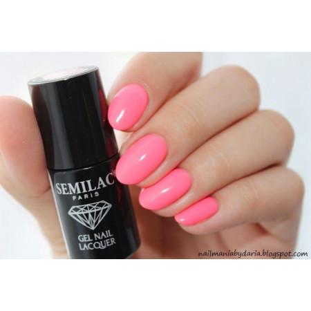 Semilac - gél lak 033 Pink Doll 7ml NechtovyRAJ.sk - Daj svojim nechtom všetko, čo potrebujú