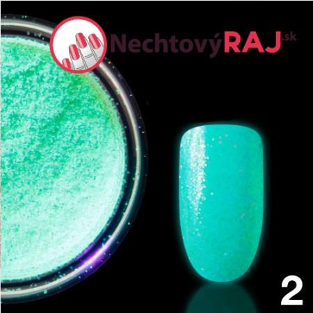 UV Diamantový prášok,zrkadlový efekt 02