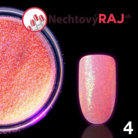 UV Diamantový prášok,zrkadlový efekt 04 NechtovyRAJ.sk - Daj svojim nechtom všetko, čo potrebujú