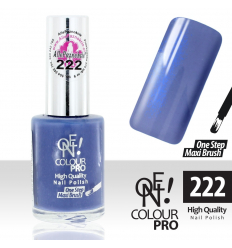 Lak na nechty-ONE COLOUR 222
