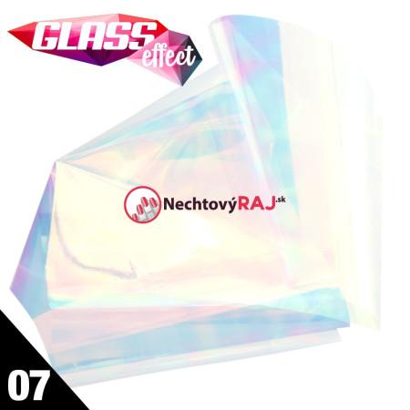 Glass Nail Fólia 07 NechtovyRAJ.sk - Daj svojim nechtom všetko, čo potrebujú