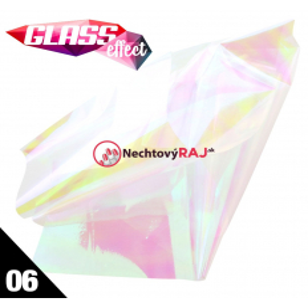 Glass Nail Fólia 06 NechtovyRAJ.sk - Daj svojim nechtom všetko, čo potrebujú