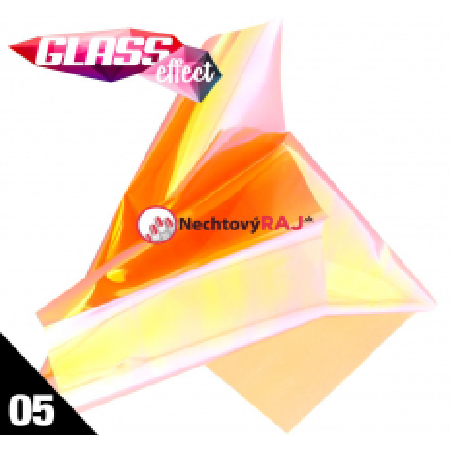 Glass Nail Fólia  05