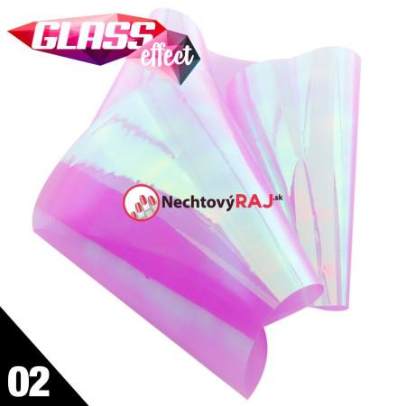 Glass Nail Fólia 02 NechtovyRAJ.sk - Daj svojim nechtom všetko, čo potrebujú