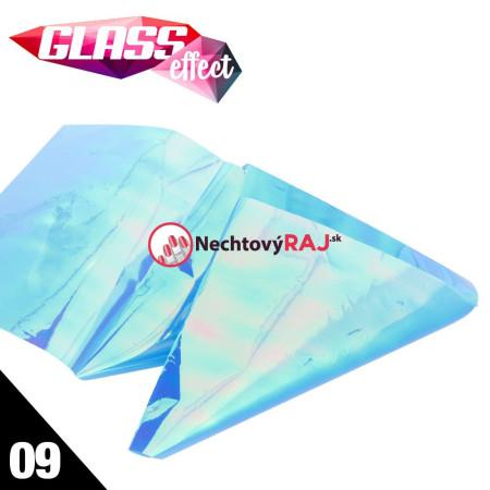 Glass Nail Fólia 09