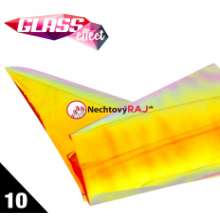 Glass Nail Fólia 10