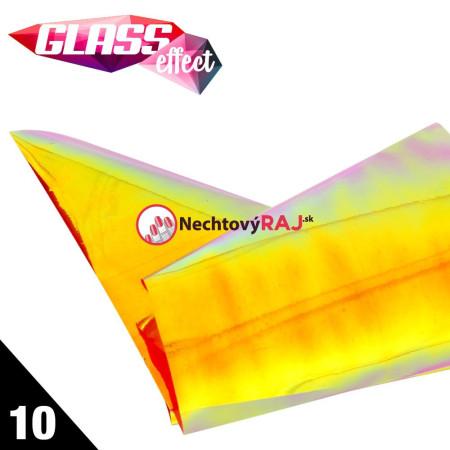 Glass Nail Fólia 10 NechtovyRAJ.sk - Daj svojim nechtom všetko, čo potrebujú