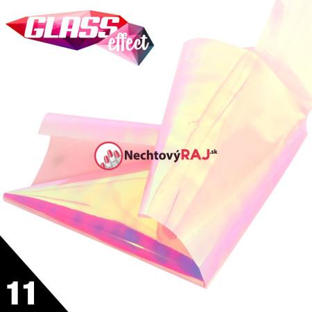 Glass Nail Fólia 11 NechtovyRAJ.sk - Daj svojim nechtom všetko, čo potrebujú