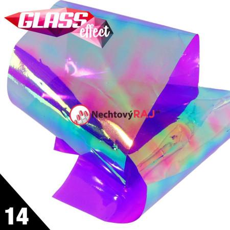 Glass Nail Fólia 14 NechtovyRAJ.sk - Daj svojim nechtom všetko, čo potrebujú