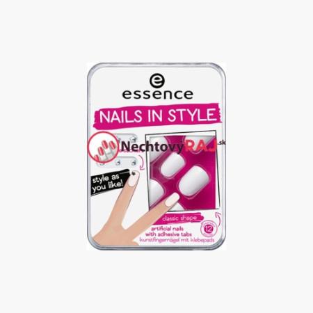 Essence umelé nechty nails in style