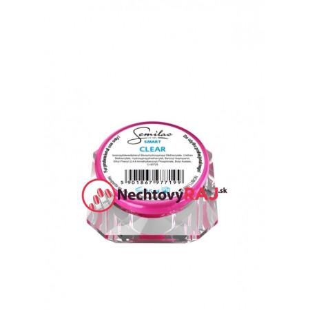 Semilac Smart uv gél clear - 15 ml