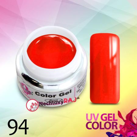 Farebný uv gél 94 5 ml NechtovyRAJ.sk - Daj svojim nechtom všetko, čo potrebujú
