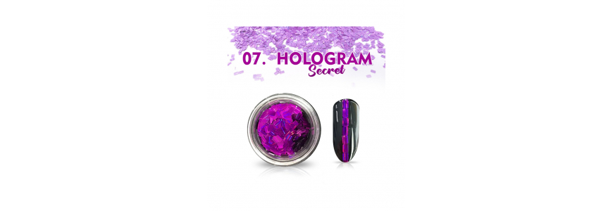 HOLOGRAM SECRET