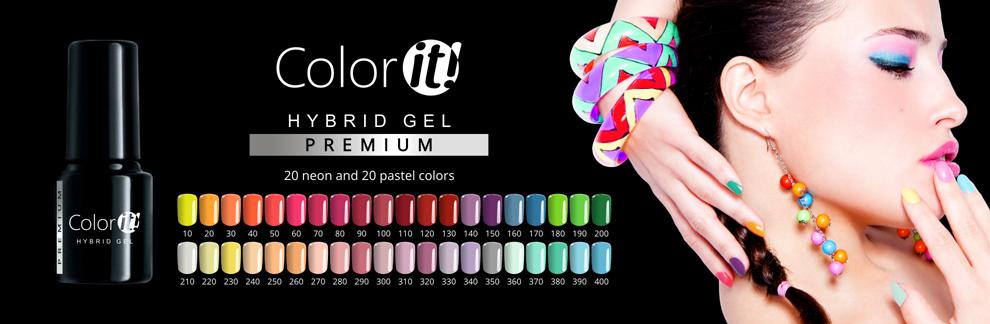 Gél lak Color IT Premium 1220 6 ml - Akcia - len za 3.49 Eur - Zľava až  27.75 % | NechtovyRaj.sk - Všetko pre Vašu krásu na jed